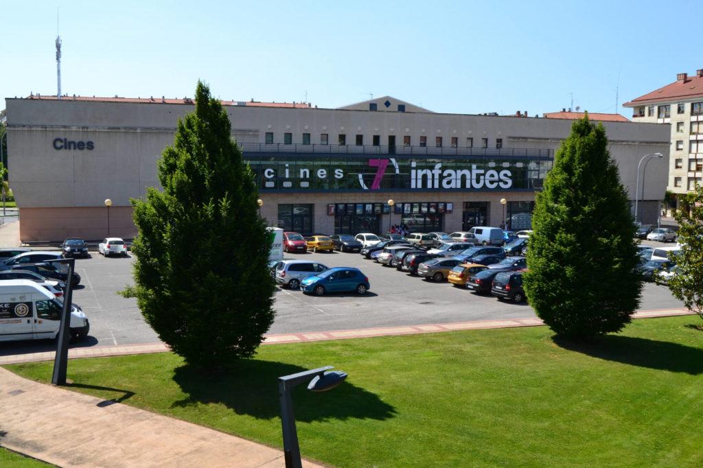 2012 – Cines 7 Infantes