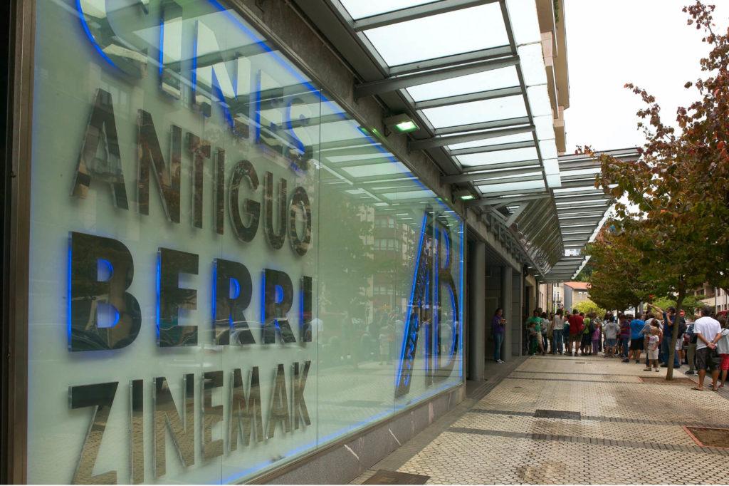 2005 – Cines Antiguo Berri