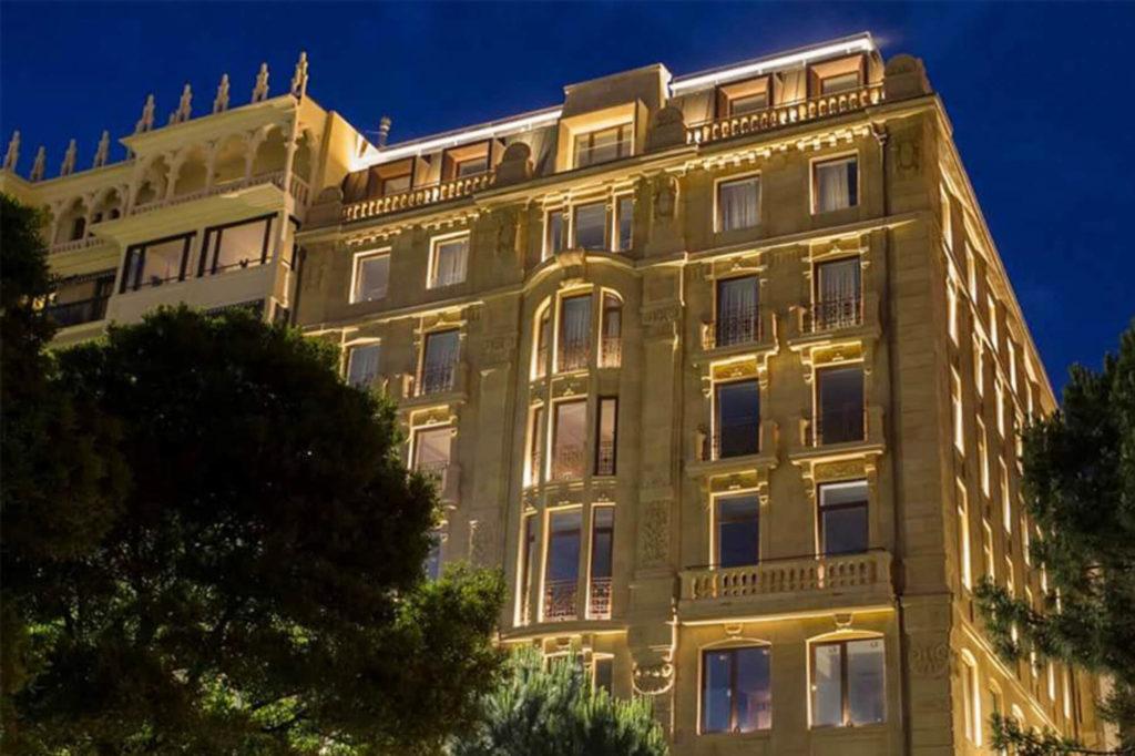 2018 – Lasala Plaza Hotel
